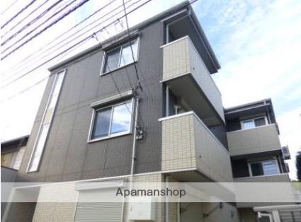 神奈川県鎌倉市、江ノ島駅徒歩6分の築5年 3階建の賃貸アパート