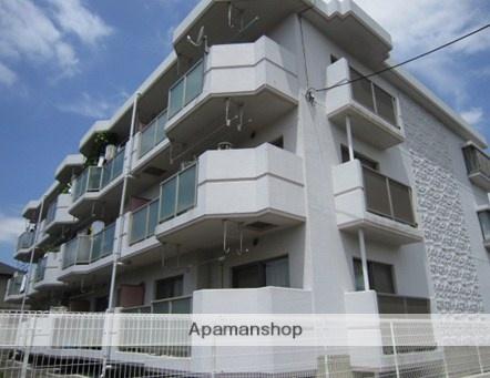 神奈川県藤沢市、藤沢駅徒歩29分の築27年 3階建の賃貸マンション