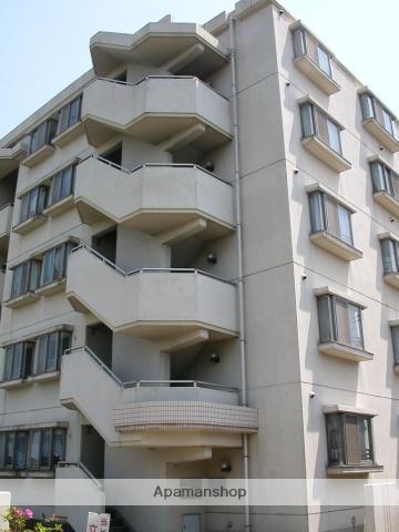 神奈川県藤沢市、長後駅徒歩24分の築26年 5階建の賃貸マンション