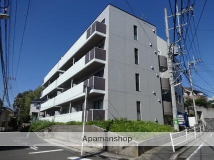 神奈川県横浜市栄区、本郷台駅徒歩12分の築26年 4階建の賃貸マンション