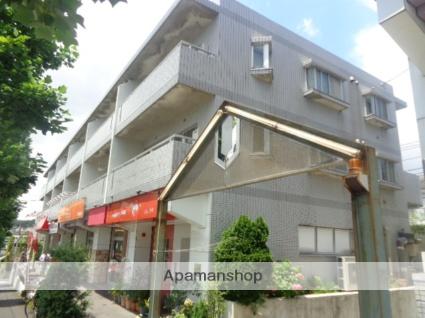 神奈川県横浜市栄区、本郷台駅徒歩21分の築25年 3階建の賃貸マンション