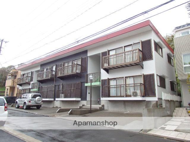 神奈川県横浜市戸塚区、戸塚駅徒歩12分の築20年 2階建の賃貸アパート