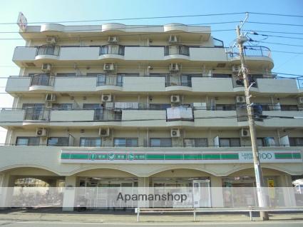 神奈川県藤沢市、辻堂駅徒歩17分の築27年 5階建の賃貸マンション