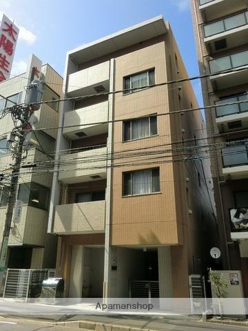 神奈川県藤沢市、藤沢駅徒歩8分の築10年 5階建の賃貸マンション