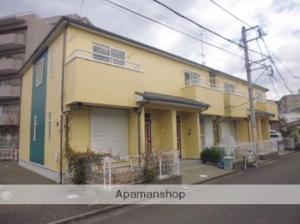 神奈川県藤沢市、藤沢駅徒歩12分の築12年 2階建の賃貸テラスハウス
