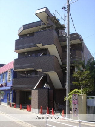 神奈川県横浜市栄区、本郷台駅徒歩28分の築9年 4階建の賃貸マンション