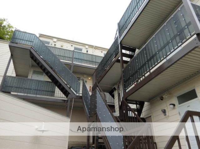 神奈川県横浜市栄区、大船駅徒歩41分の築24年 2階建の賃貸アパート