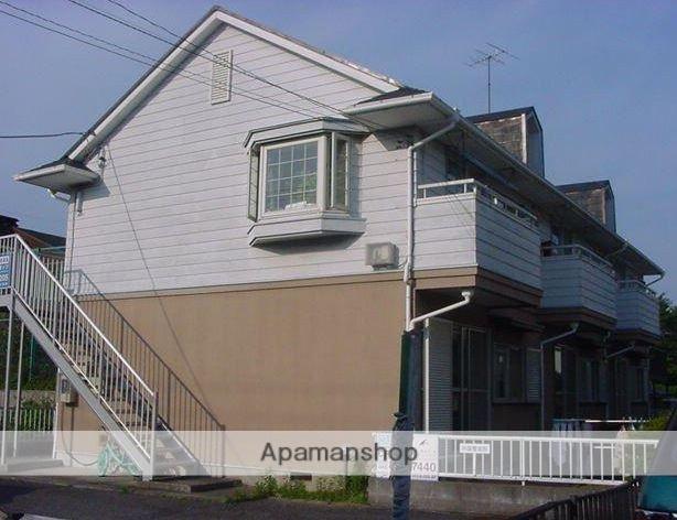 神奈川県横浜市港南区、港南台駅徒歩5分の築28年 2階建の賃貸アパート