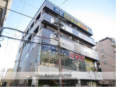 神奈川県藤沢市、辻堂駅徒歩4分の築25年 4階建の賃貸マンション