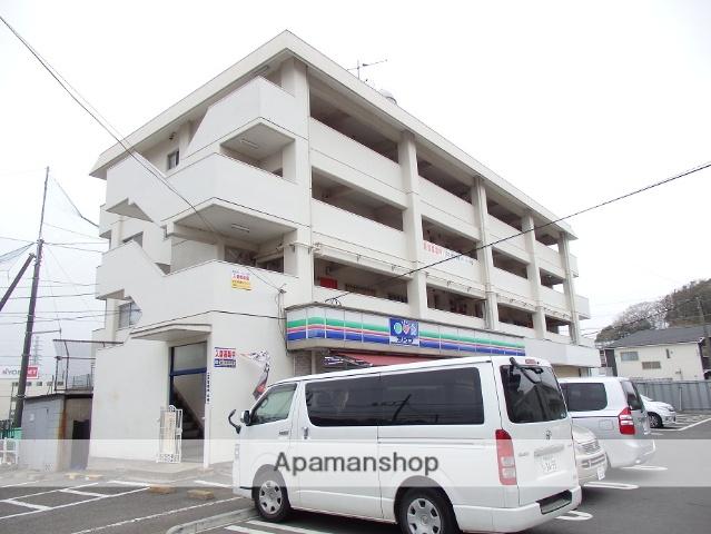 神奈川県横浜市栄区、大船駅バス10分飯島下車後徒歩1分の築29年 4階建の賃貸マンション