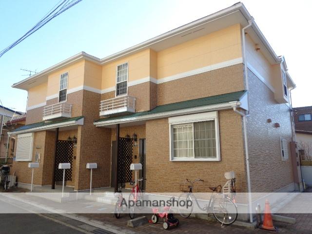 神奈川県鎌倉市、大船駅徒歩16分の築13年 2階建の賃貸アパート