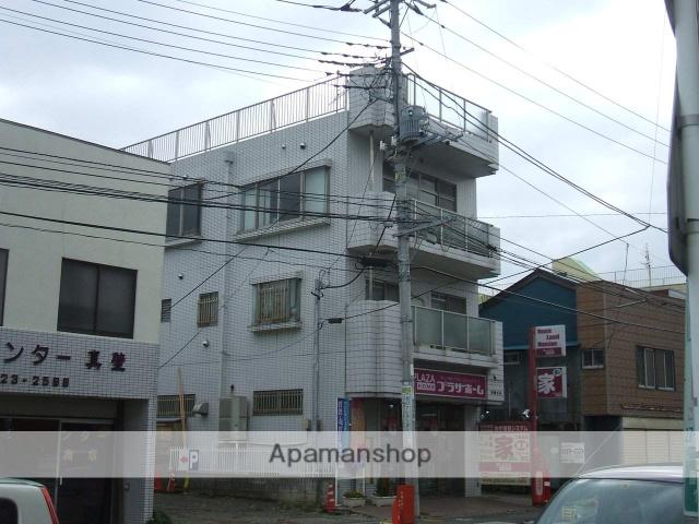神奈川県藤沢市、藤沢駅徒歩12分の築28年 3階建の賃貸マンション