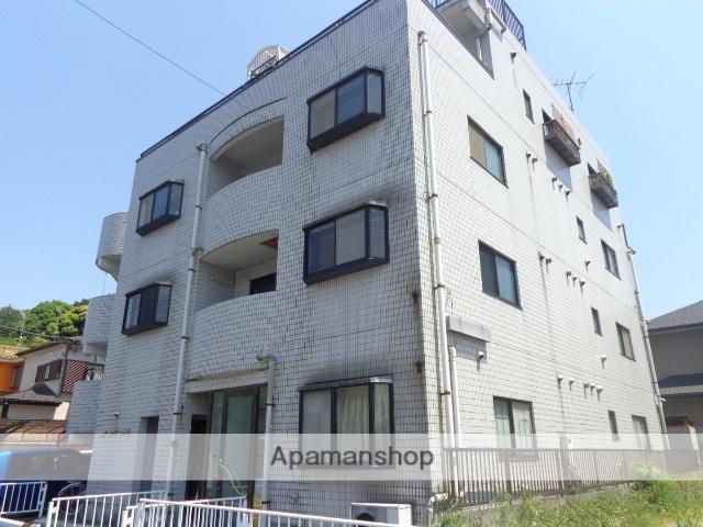 神奈川県横浜市栄区、本郷台駅徒歩18分の築25年 4階建の賃貸マンション