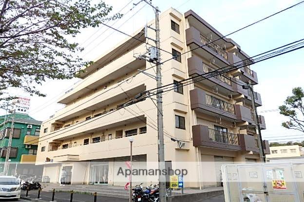 神奈川県横浜市戸塚区、戸塚駅徒歩12分の築30年 5階建の賃貸マンション