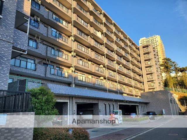 神奈川県横浜市戸塚区、東戸塚駅徒歩6分の築19年 9階建の賃貸マンション