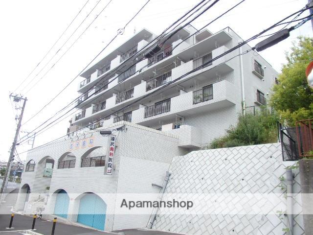 神奈川県横浜市戸塚区、戸塚駅徒歩15分の築30年 6階建の賃貸マンション