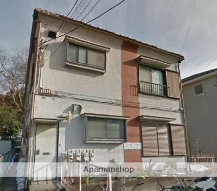 神奈川県藤沢市、柳小路駅徒歩11分の築36年 2階建の賃貸アパート