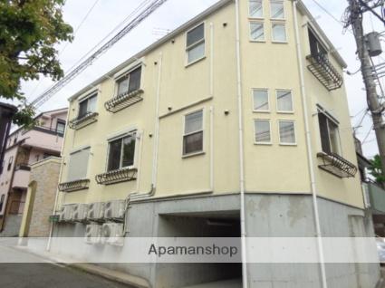 神奈川県横浜市戸塚区、戸塚駅徒歩14分の築13年 2階建の賃貸アパート