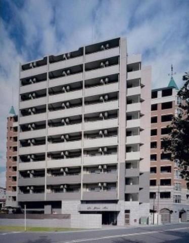 神奈川県横浜市南区、黄金町駅徒歩8分の築10年 10階建の賃貸マンション