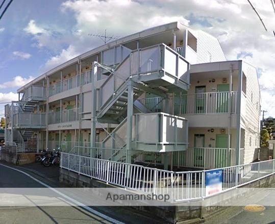 神奈川県横浜市戸塚区、戸塚駅徒歩11分の築30年 3階建の賃貸マンション
