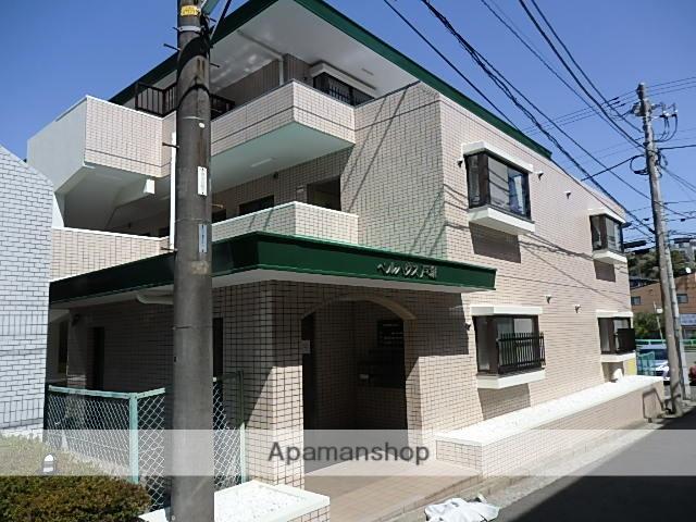 神奈川県横浜市戸塚区、戸塚駅徒歩14分の築29年 3階建の賃貸マンション