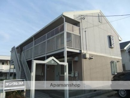 神奈川県横浜市保土ケ谷区、和田町駅徒歩17分の築26年 2階建の賃貸アパート