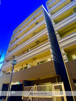 神奈川県横浜市南区、黄金町駅徒歩12分の新築 7階建の賃貸マンション