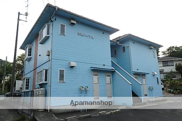神奈川県横浜市戸塚区、戸塚駅徒歩16分の築24年 2階建の賃貸アパート