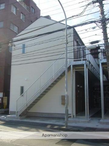 神奈川県横浜市戸塚区、戸塚駅バス11分上矢部下車後徒歩2分の築1年 2階建の賃貸アパート