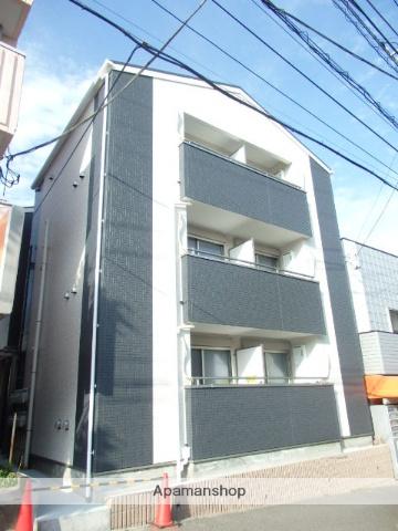 神奈川県横浜市港南区、港南台駅徒歩14分の新築 3階建の賃貸アパート
