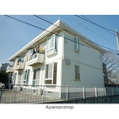 神奈川県横浜市保土ケ谷区、横浜駅徒歩38分の築28年 2階建の賃貸アパート