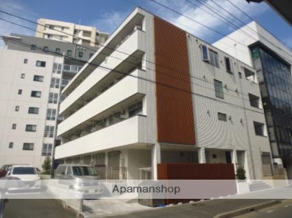 神奈川県藤沢市、藤沢駅徒歩5分の新築 4階建の賃貸マンション