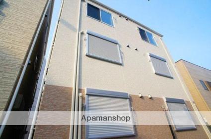 神奈川県横浜市保土ケ谷区、横浜駅徒歩42分の新築 3階建の賃貸アパート