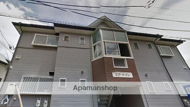 神奈川県横浜市泉区、中田駅徒歩15分の築26年 2階建の賃貸アパート