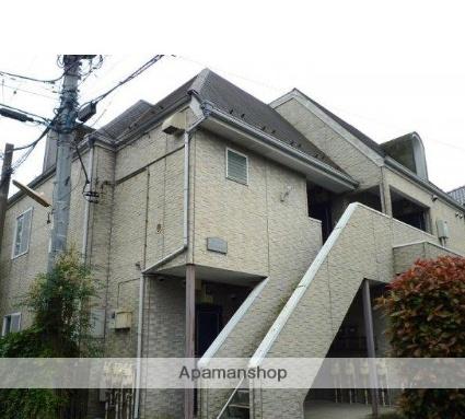 神奈川県鎌倉市、由比ヶ浜駅徒歩9分の築24年 2階建の賃貸アパート