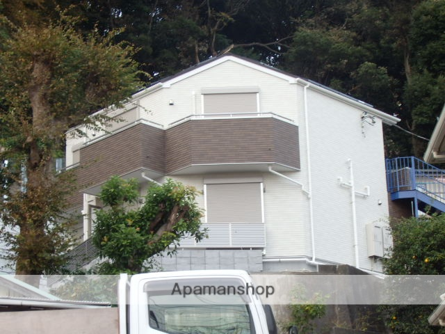 神奈川県横浜市栄区、本郷台駅徒歩12分の新築 2階建の賃貸アパート
