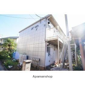神奈川県横浜市戸塚区、戸塚駅徒歩13分の築31年 2階建の賃貸アパート