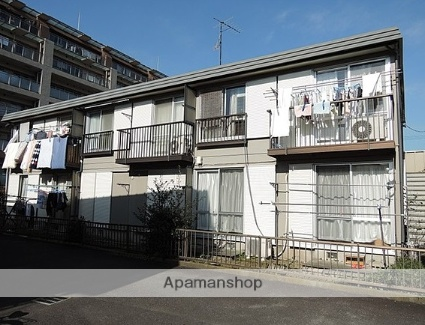 神奈川県鎌倉市、北鎌倉駅徒歩19分の築30年 2階建の賃貸アパート