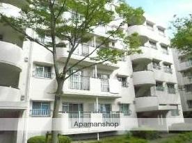 神奈川県横浜市港南区、港南台駅徒歩10分の築34年 4階建の賃貸マンション