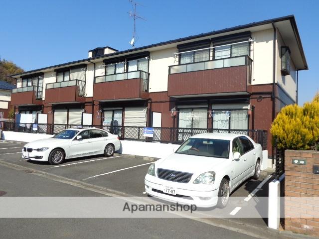 神奈川県横浜市栄区、大船駅徒歩14分の築20年 2階建の賃貸アパート