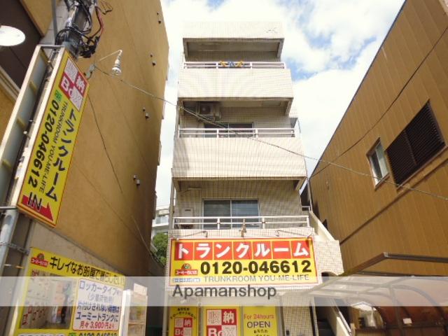 神奈川県藤沢市、藤沢駅徒歩17分の築28年 4階建の賃貸マンション