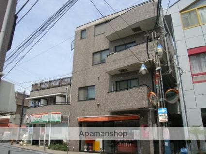 神奈川県藤沢市、本鵠沼駅徒歩17分の築18年 4階建の賃貸マンション