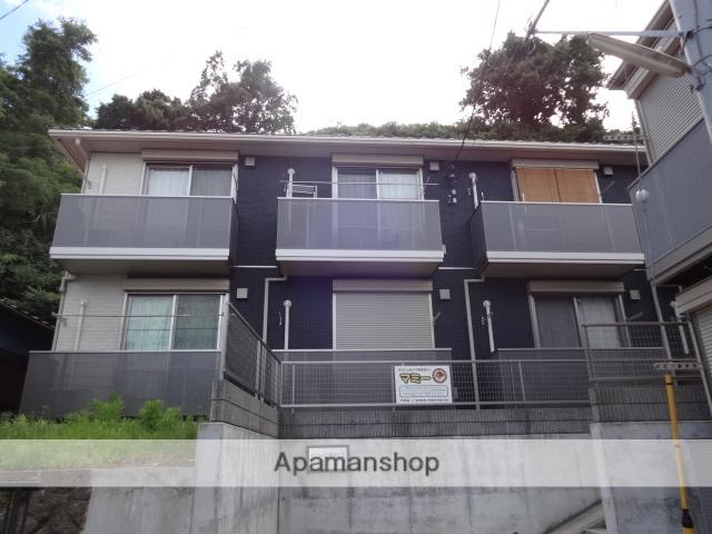 神奈川県鎌倉市、大船駅徒歩18分の築6年 2階建の賃貸アパート