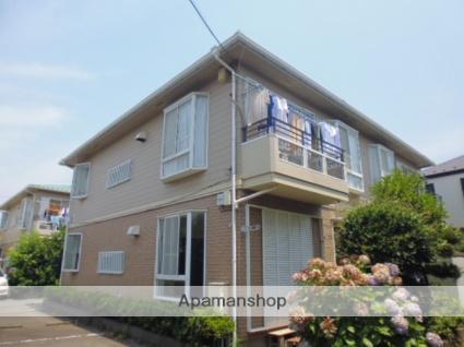神奈川県藤沢市、辻堂駅徒歩26分の築25年 2階建の賃貸アパート