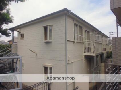 神奈川県藤沢市、藤沢駅徒歩9分の築20年 2階建の賃貸アパート