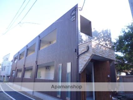 神奈川県鎌倉市、腰越駅徒歩4分の築2年 2階建の賃貸アパート
