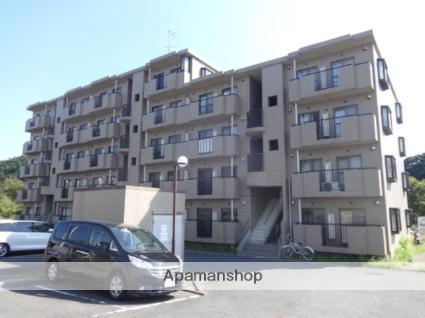 神奈川県横浜市栄区、港南台駅徒歩24分の築21年 5階建の賃貸マンション