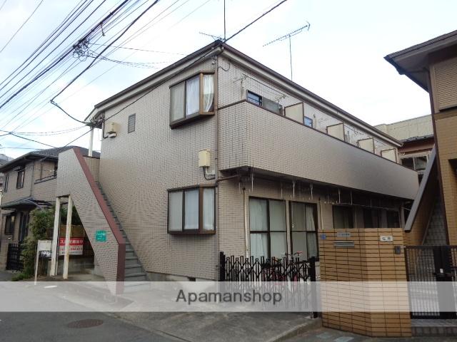 神奈川県鎌倉市、大船駅徒歩5分の築21年 2階建の賃貸アパート
