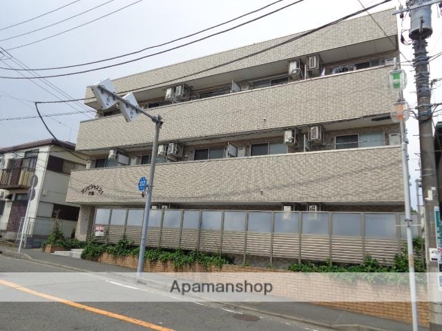 神奈川県鎌倉市、大船駅徒歩6分の築10年 3階建の賃貸マンション