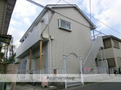 神奈川県鎌倉市、大船駅徒歩9分の築27年 2階建の賃貸アパート